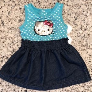 🎉 5/$15 Hello Kitty Dress with Bloomers